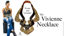 Vivienne Necklace and Cuff Set