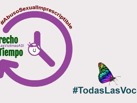 IMPRESCRIPTIBILIDAD DE LOS DELITOS SEXUALES CONTRA LA INFANCIA. ES URGENTE