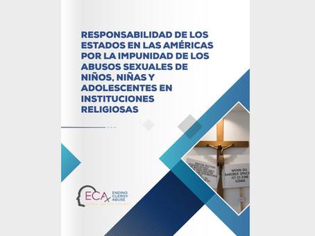 Nuevo informe de ECA señala a los Estados