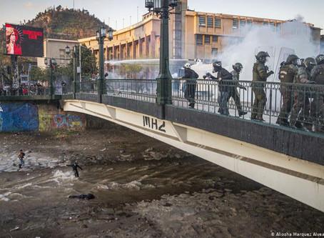 El Estado de Chile abusa impunemente