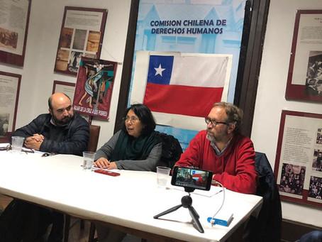 Derechos humanos, una ética para Chile.