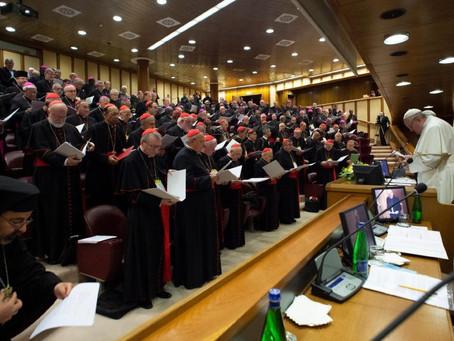 Una tardía movida de marketing vaticano