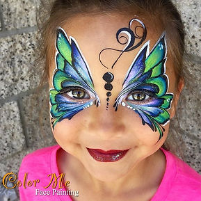 Face Painting in Orange County