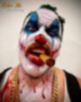 Clown makeup is always so much fun! 🤡.j