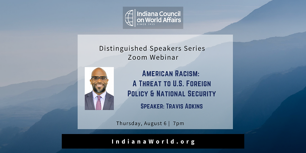 American Racism: A Threat to US Foreign Policy and National Security