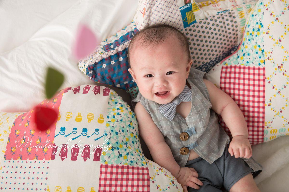 100日嬰兒上門攝影套餐