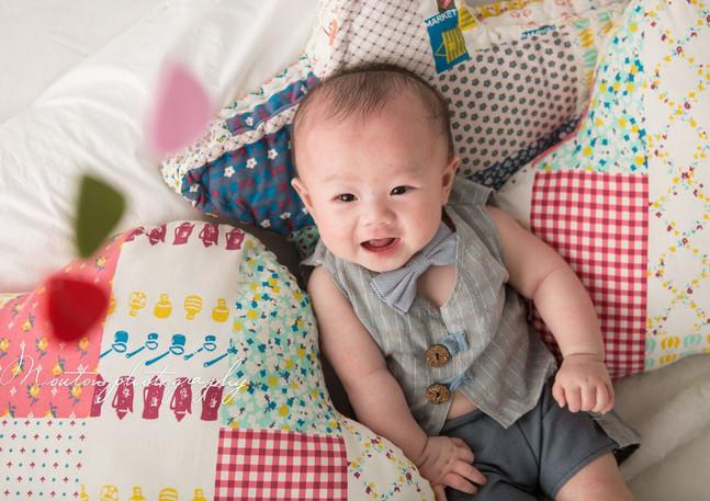 100日嬰兒上門拍攝套餐