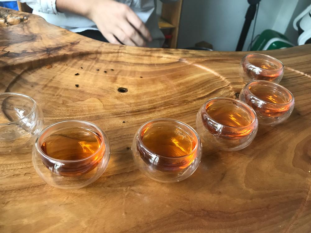 工作後朋友都喜歡飲番兩杯⋯⋯茶