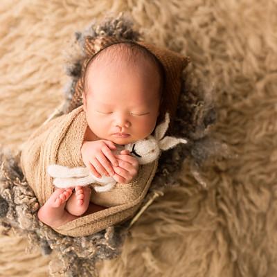 初生嬰兒攝影(影樓)