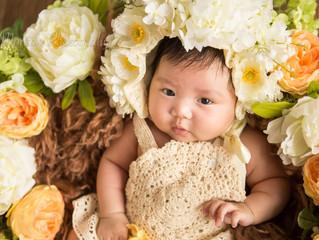 初生BB嬰兒拍照技巧11個小原則