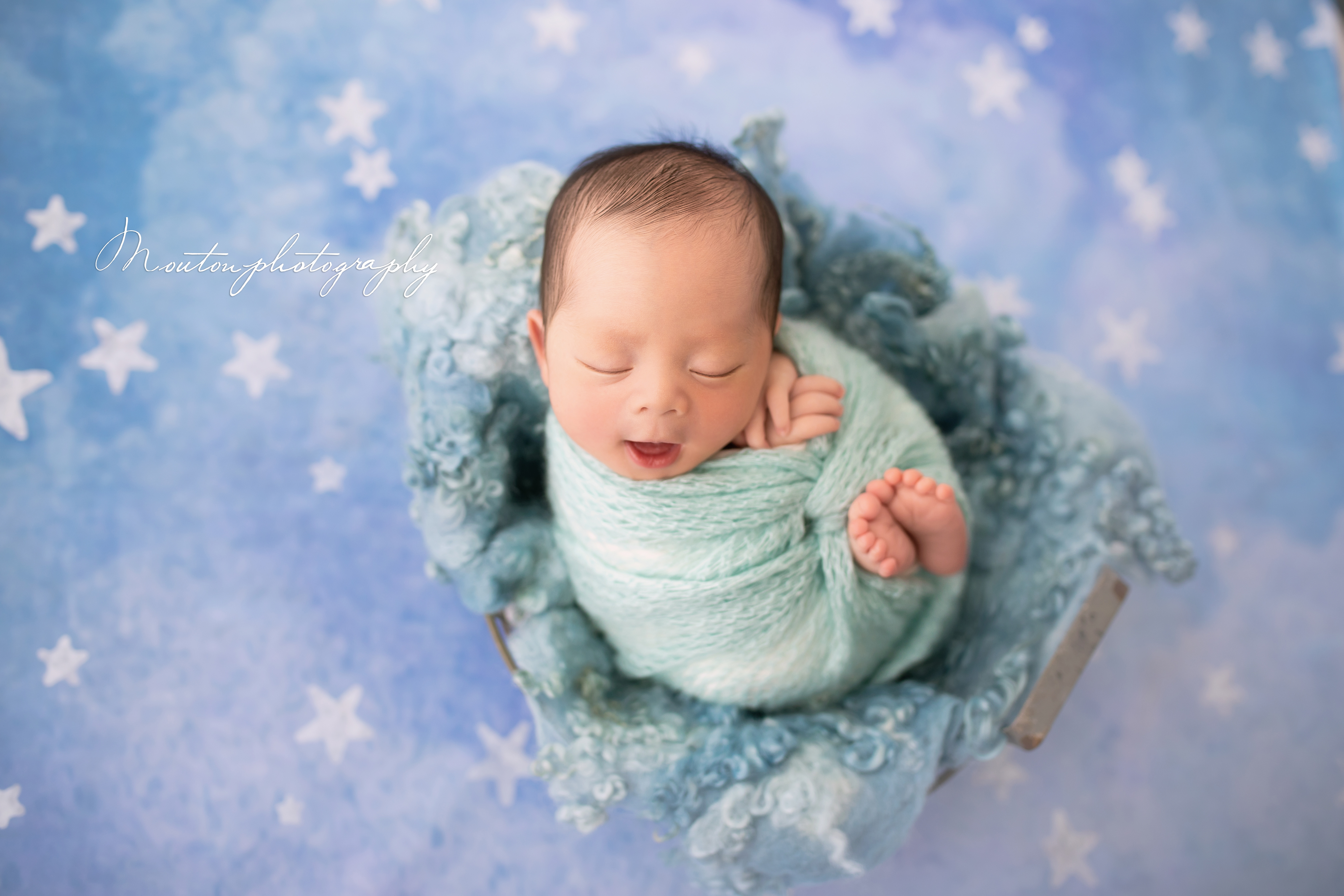 初生嬰兒上門攝影
