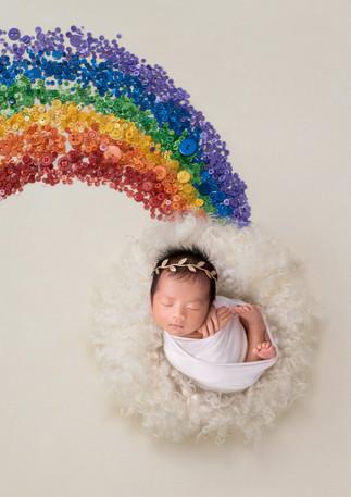 初生嬰兒攝影
