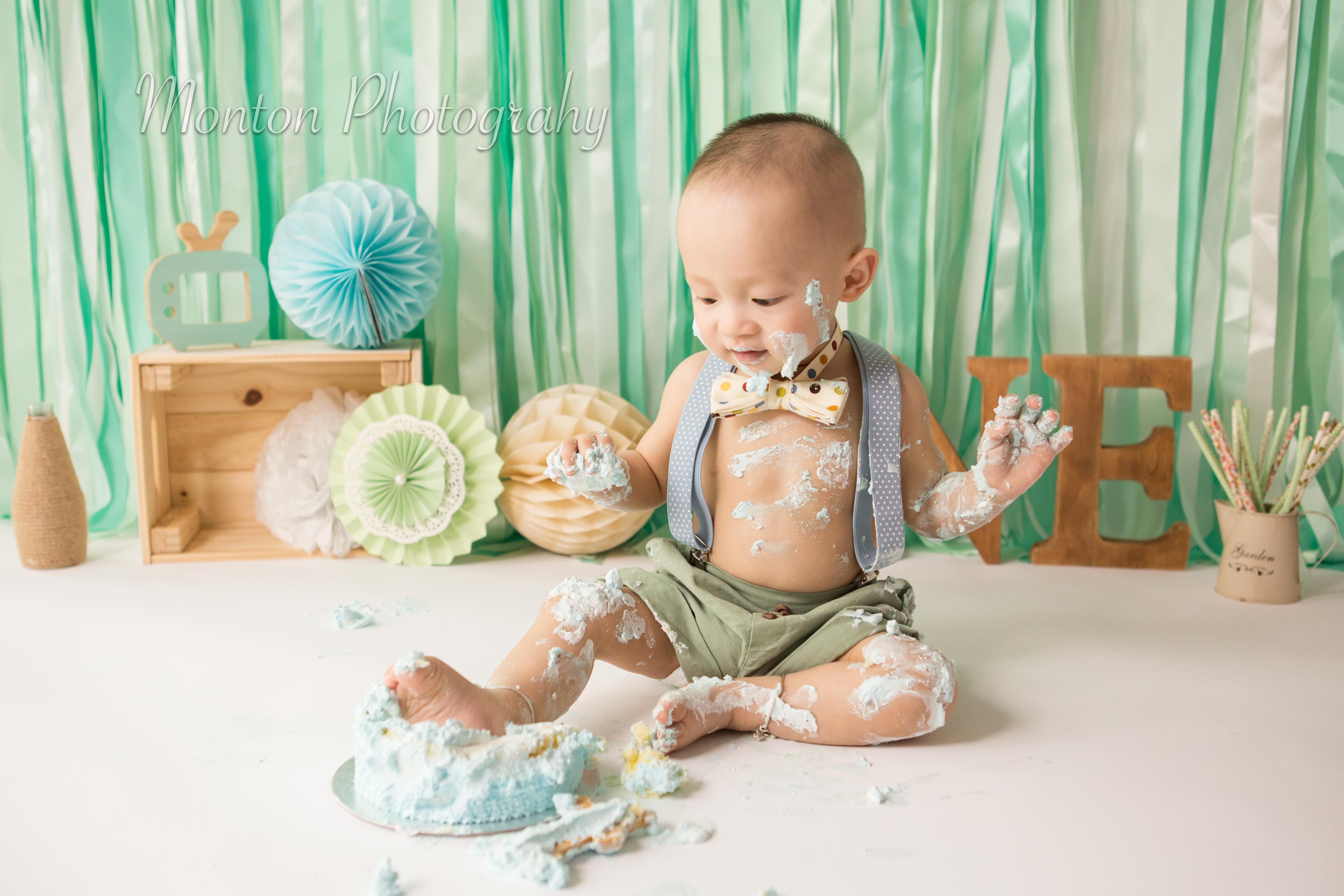 Cake Smash 攝影