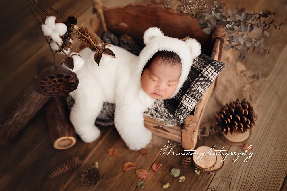初生嬰兒攝影套餐