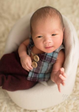影樓初生嬰兒攝影