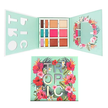 CITY COLOR - SOMBRAS TROPIC PALETTE