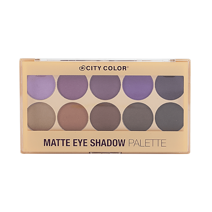 CITY COLOR - SOMBRAS MATTE