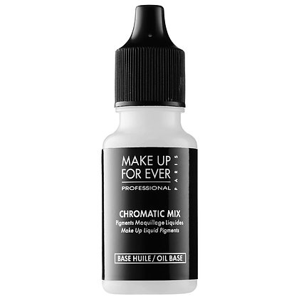 MAKE UP FOR EVER - PIGMENTO BLANCO CHROMATIC MIX OIL BASE