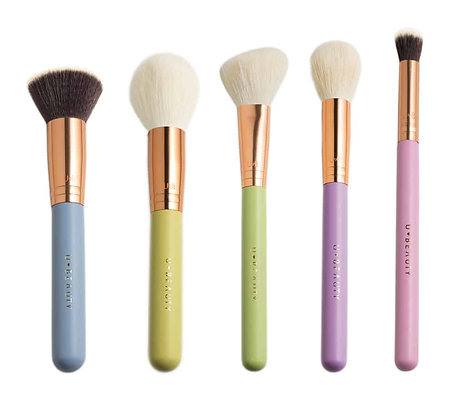 UBEAUTY - EXPERT FACE BRUSH SET