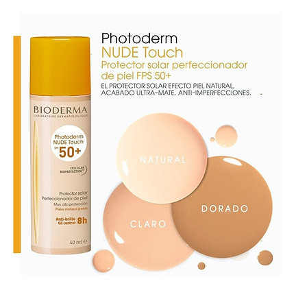 BIODERMA - PHOTODERM NUDE TOUCH FPS 50+ 40ML