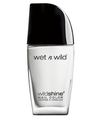WET N WILD - ESMALTE WILD SHINE NAIL COLOR FRENCH WHITE CREME