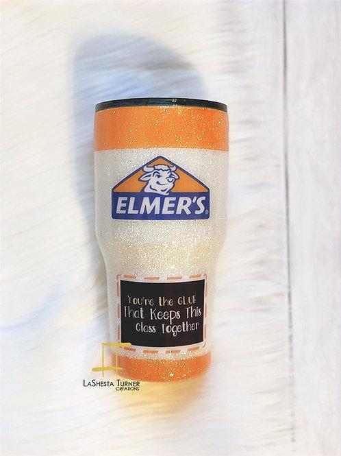 Glue Tumbler