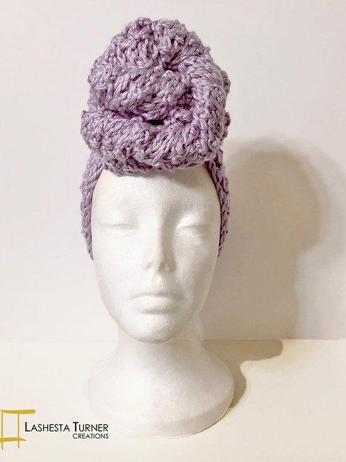 Crochet Head Wrap/Turban