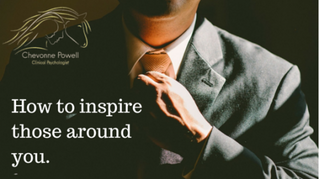 How to inspire those around you