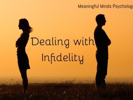 Dealing with Infidelity