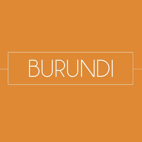 Burundi Coffee (Buhorwa) (12oz)