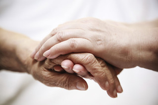 Caring for a parent with Alzheimers Dementia