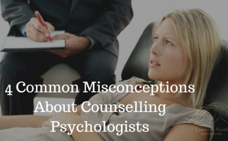Four misconceptions about counselling psychologists