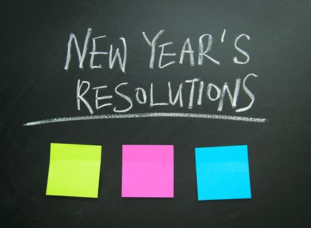 Making Your 2019 Resolutions Stick