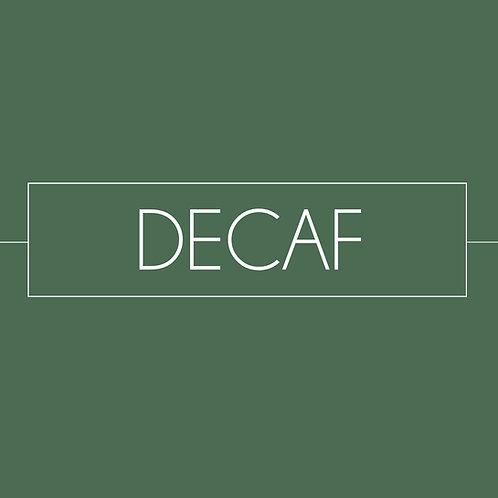 Decaf (Kiryama Swiss Water) (12oz)
