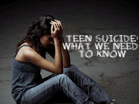 Suicidal Teens