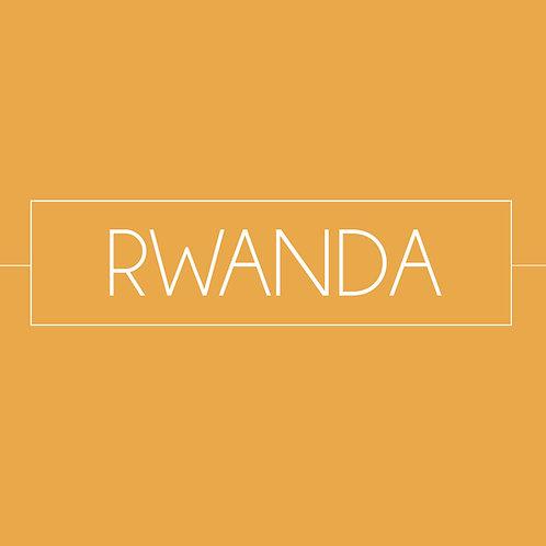 Rwanda Coffee (Kopakama FT) (12oz)