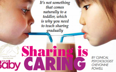 Sharing in caring