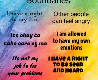 Do You Have Healthy Boundaries?