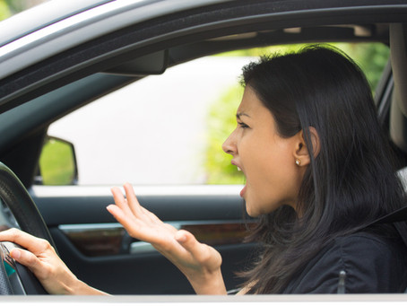 Road Rage: The Pulls and Tugs of Traffic Life