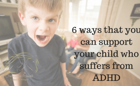 6 ways you can support your child with ADHD