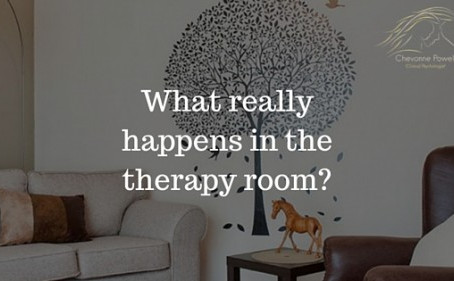 What really happens in the therapy room?