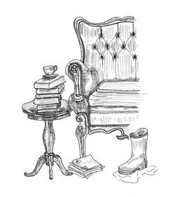 Uncle Gabriel's Chair