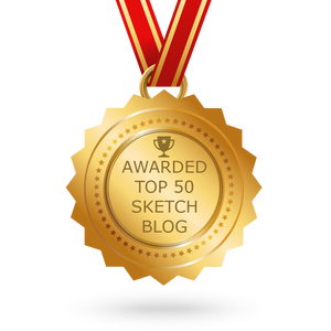 Feedspot Top 50 Sketch Blogs