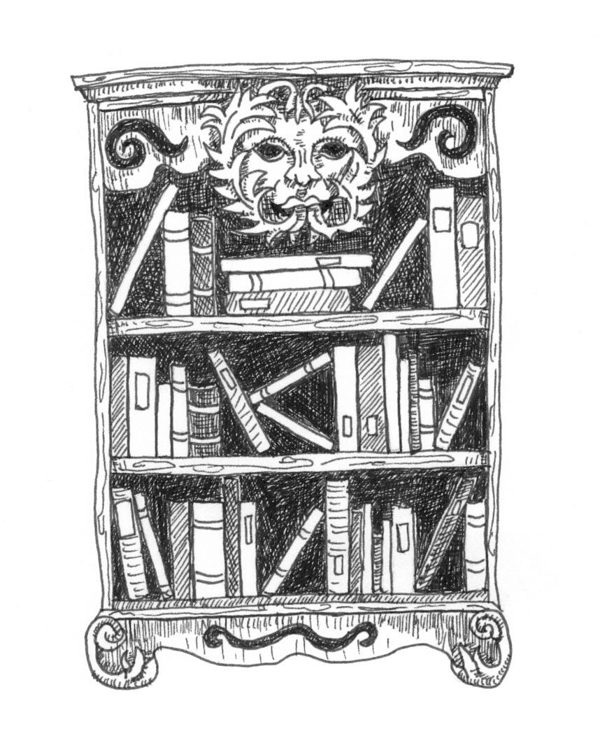 The Infinite Bookcase