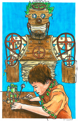 Biel & the Automaton