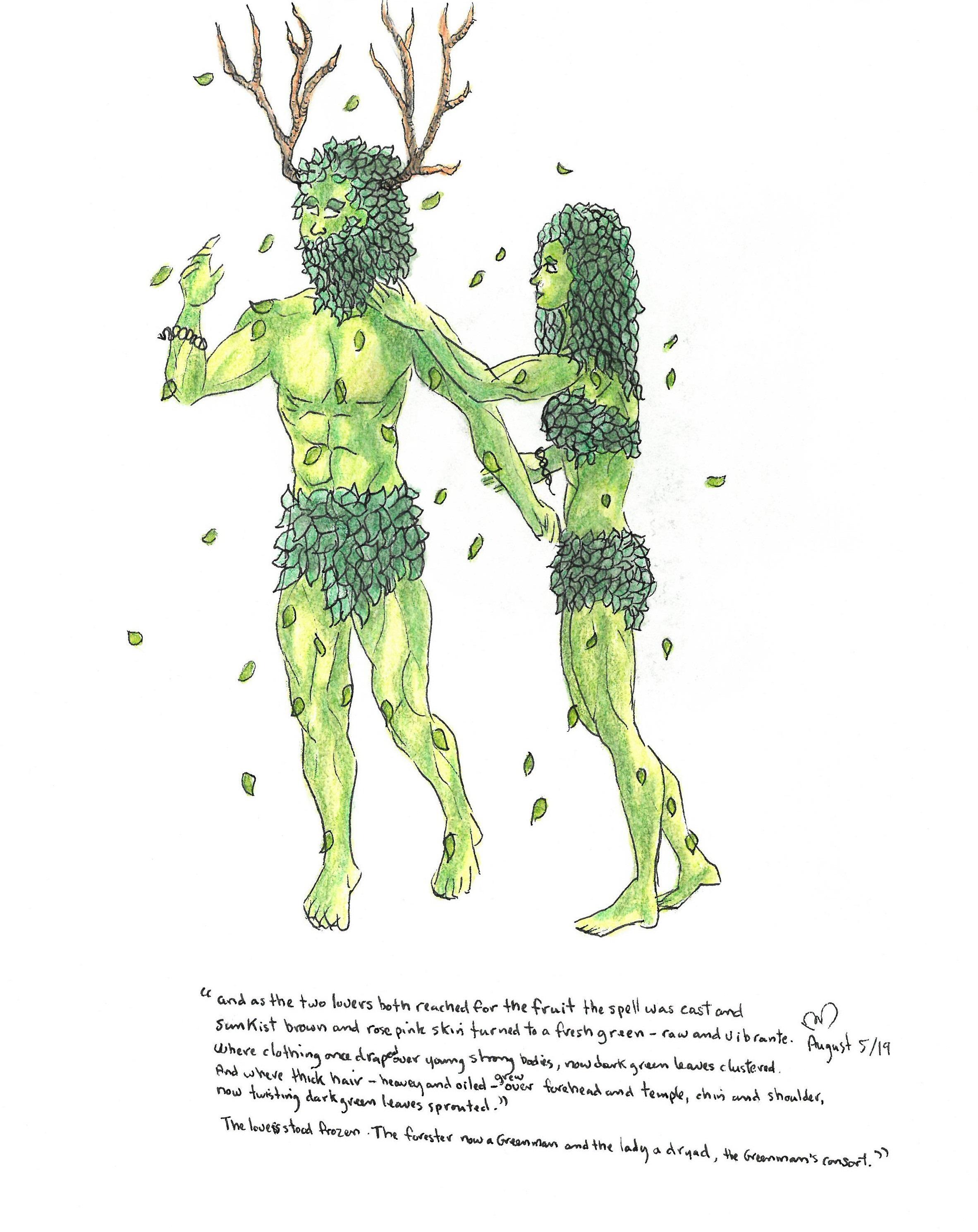 The Green Curse