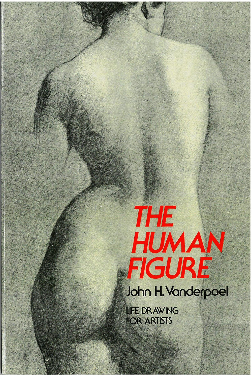 The Human Figure cover, scan
