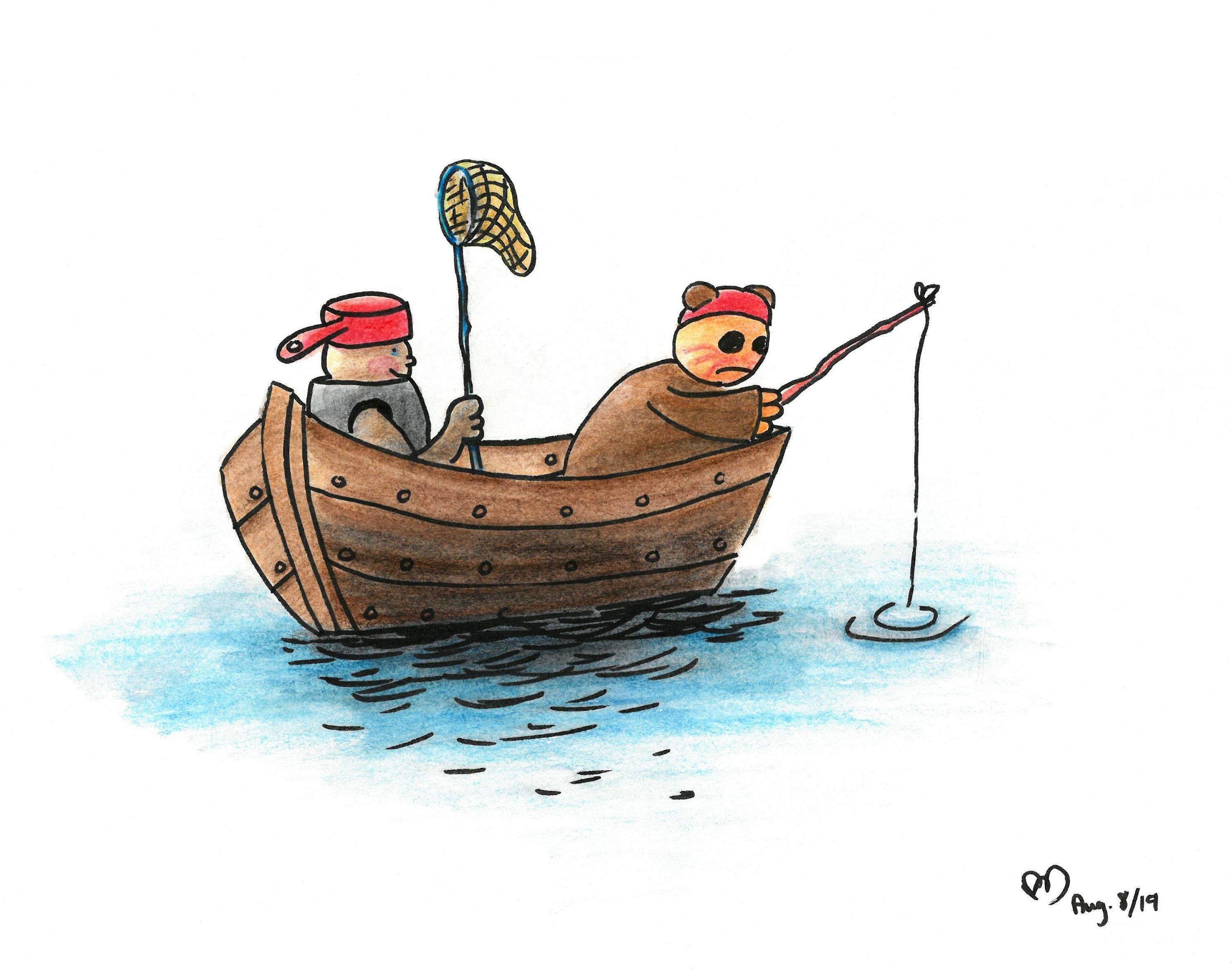 Fishing Friends
