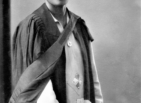 First woman to graduate in an SA varsity in 1928