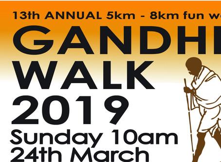 Gandhi Walk 2019